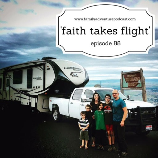 FAITH TAKESFLIGHT