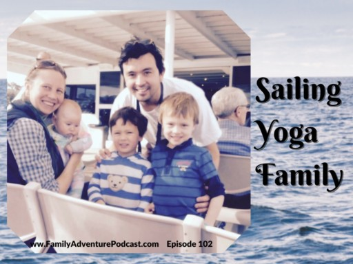 sailing-yoga-family